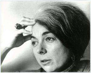 Florence Howe portrait